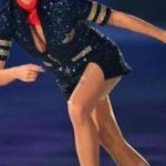 【画像】ロシアの美少女フィギュアスケーター(21)、ドスケベな衣装を見せ脱ぐwwwwwwwwww