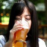 【衝撃】橋本環奈、ビールがぶ飲み姿に「本当に20歳から飲み始めた?」飲酒歴を疑う声