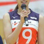 【画像】美しすぎる女子バレー選手が発見される!!!!