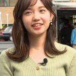 【最新画像】モヤさま田中瞳アナがとんでもなくお●ぱいを強調!こんなにデカかったのかよ!