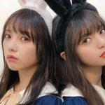 【画像】乃木坂46お●ぱい対決!与田祐希 vs 齋藤飛鳥