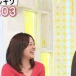 【画像】水卜麻美アナ、朝からたわわなお●ぱいを見せつけ日本中に元気を与えるwwwwwww