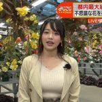 【乳揺れGIF】テレ東・森香澄アナの暴力的なお●ぱいをたっぷりとご堪能下さい
