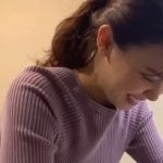 【乳揺れGIF】女子アナさん、手洗い動画でお●ぱいをプルプル揺らしてしまうwwwwwwwwww