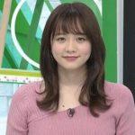 【最新画像】森香澄アナ、ニットでお●ぱい強調!【ウイニング競馬】