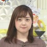 【画像】スッキリ・水卜麻美アナのお●ぱい、朝からパンパンwwwwwwwwww