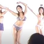 【お宝映像】JK時代の小池栄子のお乳がぶるんぶるん揺れる動画が最高すぎる!