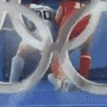 【放送事故】五輪中継で絶対に映ってはいけないモノが映ってしまう【GIF画像あり】