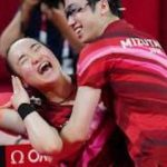 【視聴率】卓球 水谷隼・伊藤美誠、金メダル…ガチでとんでもない数字を叩き出してしまう!
