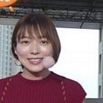 【最新画像】めざましお天気・阿部華也子ちゃん、サマーニットでお●ぱい強調wwwwwww