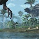 【衝撃画像】スピノサウルスさん、変わり果てた姿で発見されてしまう…