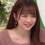 【画像】テレ東・森香澄アナのニットお●ぱいがいくらなんでも暴力的すぎる!